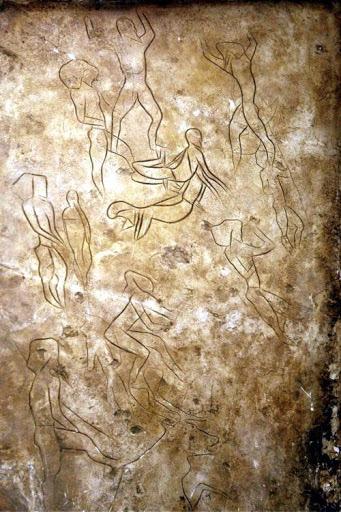 I Graffiti Della Grotta Delladdaura Indizi Di Antichi Astronauti