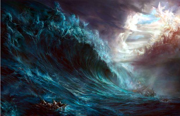IL DILUVIO Diluvio-universale