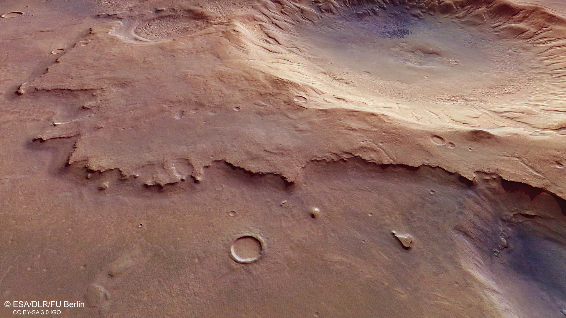 Mars_Express_spies_a_nameless_and_ancient_impact_crater
