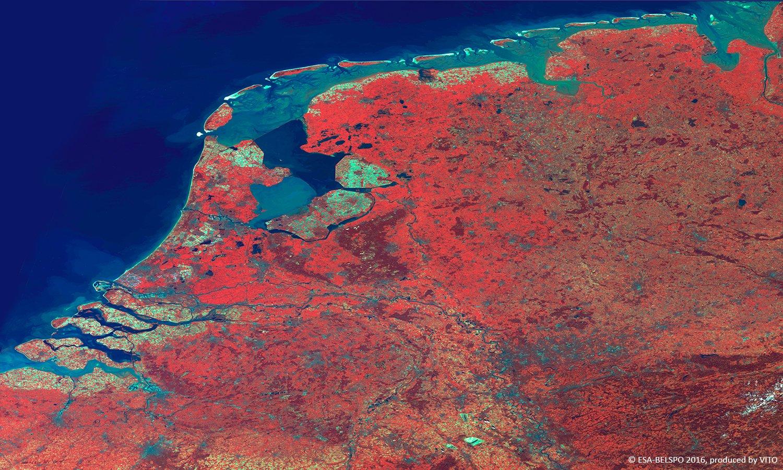 Netherlands_imaged_by_Proba-V