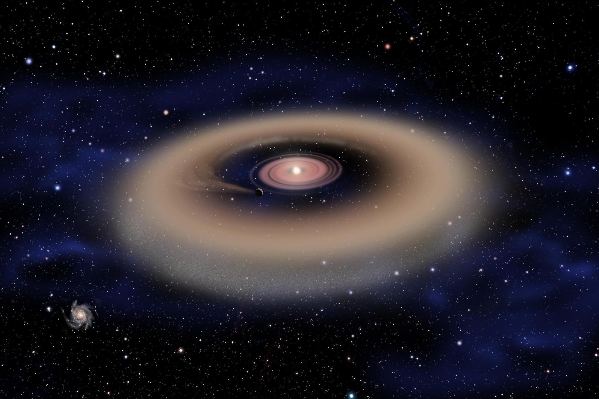disco-protoplanetario