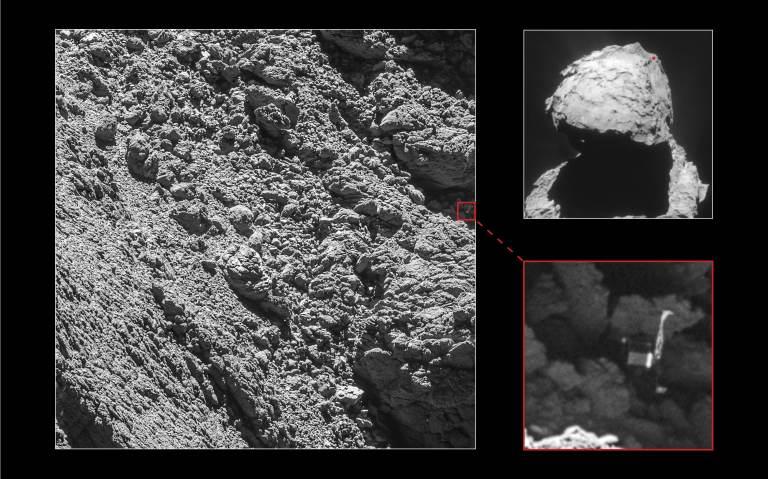 ESA_Rosetta_PhilaeFound