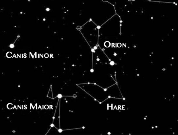 constellations-of-orion