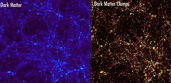 dark-matter-and-dark-matrter-clumps