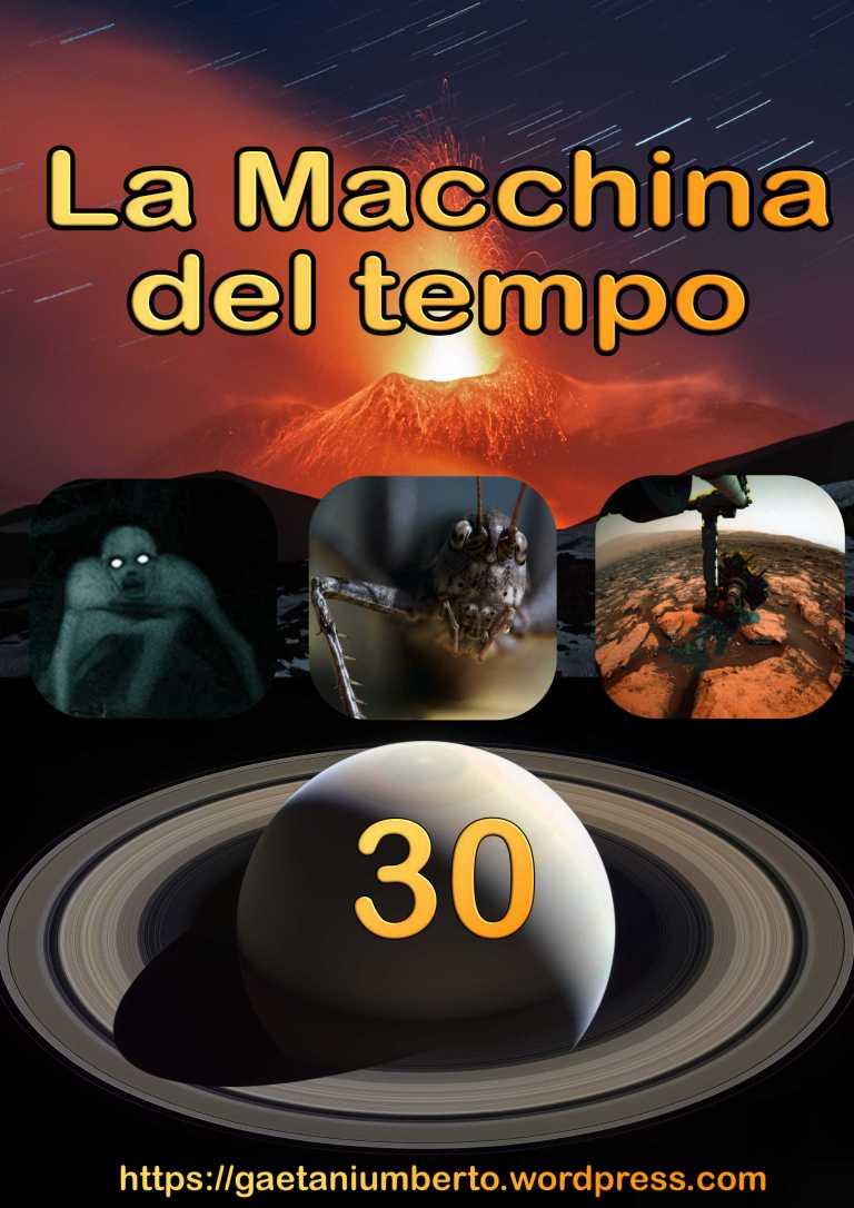 macchina del tempo 30web