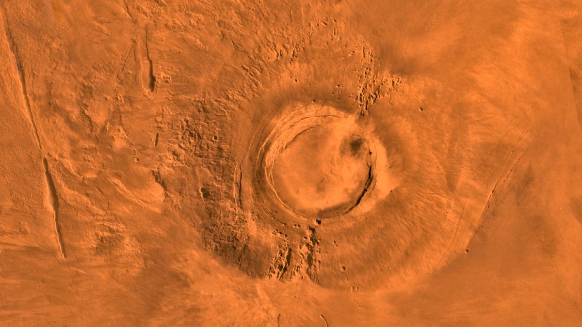 I vulcani di Marte ed i dinosauri terrestri si sono estinti contemporaneamente