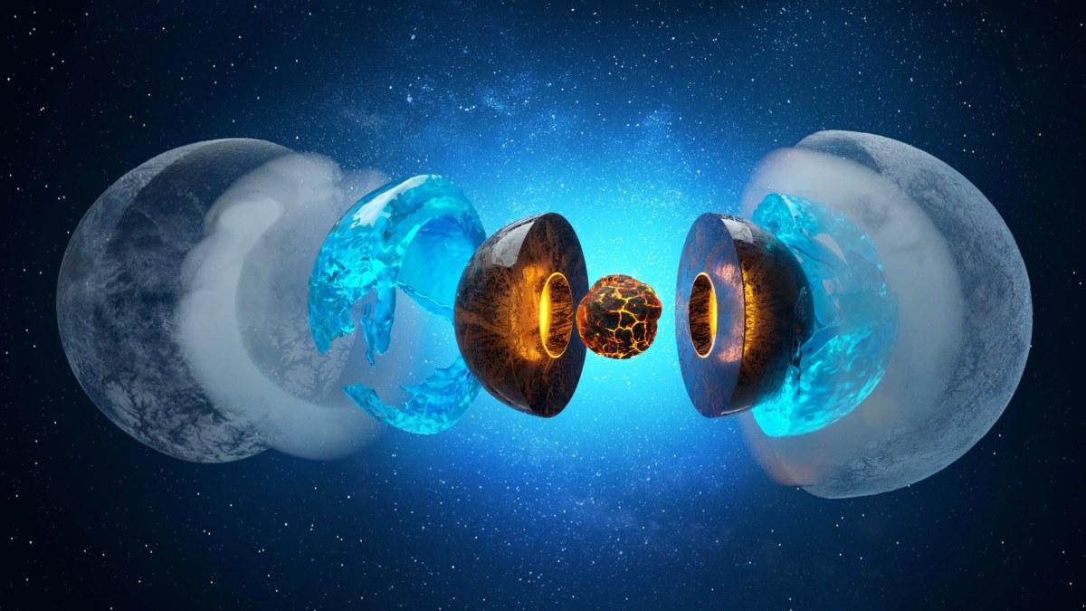 Una bizzarra forma d'acqua può esistere in tutto l'universo